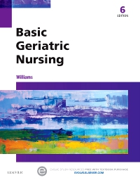cover image - Basic Geriatric Nursing - Elsevier eBook on VitalSource,6th Edition