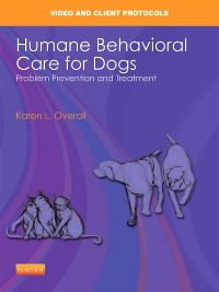 cover image - Humane Behavioral Care for Dogs