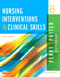 cover image - Nursing Interventions & Clinical Skills,6th Edition
