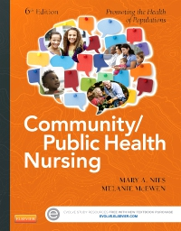 cover image - Community/Public Health Nursing - Elsevier eBook on VitalSource,6th Edition