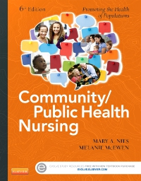 cover image - Community/Public Health Nursing Online for Nies and McEwen: Community/Public Health Nursing,6th Edition