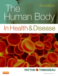 cover image - Anatomy and Physiology Online for The Human Body in Health & Disease,6th Edition