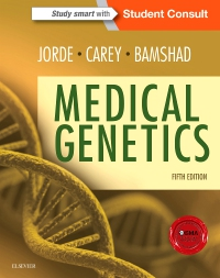 cover image - Medical Genetics,5th Edition