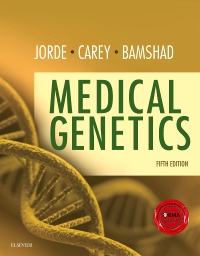 cover image - Evolve Resources for Medical Genetics,5th Edition