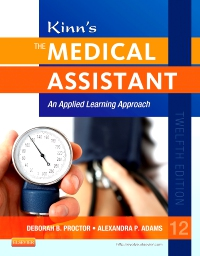 cover image - Medical Assisting Online for Kinn's The Medical Assistant,12th Edition