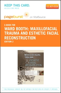 cover image - Maxillofacial Trauma and Esthetic Facial Reconstruction - Elsevier eBook on VitalSource (Retail Access Card),2nd Edition