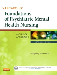 cover image - Varcarolis' Foundations of Psychiatric Mental Health Nursing - Elsevier eBook on VitalSource,7th Edition