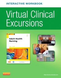 cover image - Virtual Clinical Excursions Online and Print Workbook for Adult Health Nursing,7th Edition