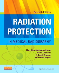 cover image - Radiation Protection in Medical Radiography - Elsevier eBook on VitalSource,7th Edition