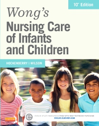 cover image - Wong's Nursing Care of Infants and Children,10th Edition