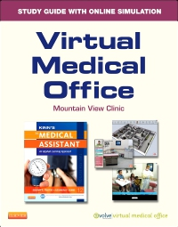 cover image - Evolve Resources for Virtual Medical Office for Kinn's The Medical Assistant,12th Edition