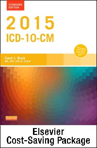 cover image - 2015 ICD-10-CM Standard Edition and AMA 2014 CPT Standard Edition Package