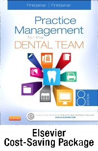 cover image - Practice Management for the Dental Team - Text and Workbook Package,8th Edition