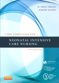 cover image - Core Curriculum for Neonatal Intensive Care Nursing,5th Edition