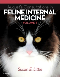 cover image - August's Consultations in Feline Internal Medicine. Volume 7 - Elsevier eBook on VitalSource