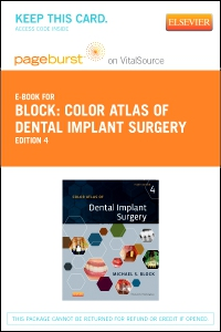 cover image - Color Atlas of Dental Implant Surgery - Elsevier Digital Book (Retail Access Card),4th Edition