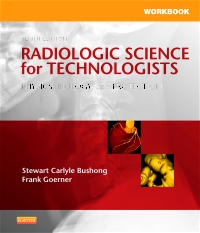 cover image - Workbook for Radiologic Science for Technologists - eBook on VitalSource,10th Edition