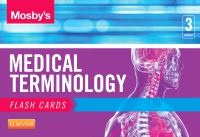 cover image - Evolve Resources for Mosby's Medical Terminology Flash Cards,3rd Edition