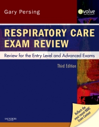 cover image - Respiratory Care Exam Review - Elsevier eBook on VitalSource,3rd Edition