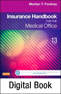cover image - Medical Insurance Online for Insurance Handbook for the Medical Office,13th Edition