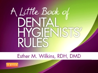 cover image - A Little Book of Dental Hygienists' Rules - Revised Reprint