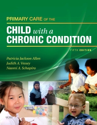 cover image - Primary Care of the Child with a Chronic Condition - Elsevier eBook on VitalSource,5th Edition