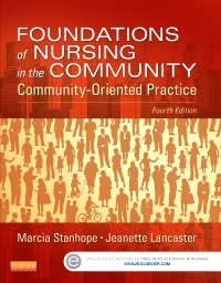 cover image - Foundations of Nursing in the Community - Elsevier eBook on VitalSource,4th Edition