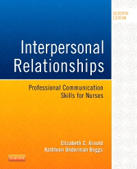 cover image - Interpersonal Relationships,7th Edition