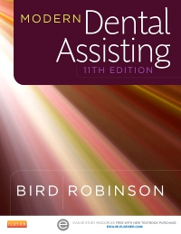 cover image - Dental Assisting Online (DAO) for Modern Dental Assisting,11th Edition