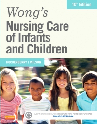 cover image - Wong's Nursing Care of Infants and Children - Elsevier eBook on VitalSource,10th Edition