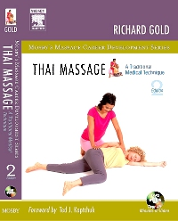 cover image - Evolve Resources for Thai Massage,2nd Edition