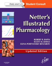 cover image - Evolve Resources for Netter's Illustrated Pharmacology Updated Edition