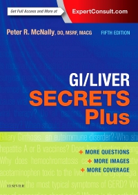 cover image - GI/Liver Secrets Plus,5th Edition