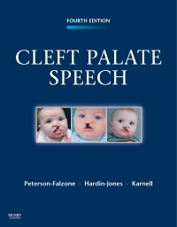 cover image - Cleft Palate Speech - Elsevier eBook on VitalSource,4th Edition