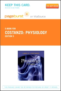 cover image - Physiology Elsevier eBook on VitalSource,5th Edition