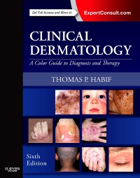 cover image - Clinical Dermatology,6th Edition