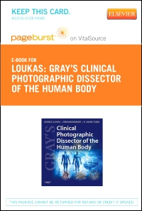 cover image - Gray's Clinical Photographic Dissector of the Human Body Elsevier eBook on VitalSource (Retail Access Card)