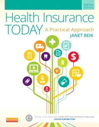 cover image - Evolve Resources for Health Insurance Today,5th Edition