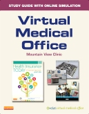 cover image - Virtual Medical Office Online eWorkbook for Health Insurance Today,5th Edition