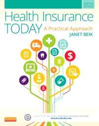 cover image - Medical Insurance Online for Health Insurance Today,5th Edition