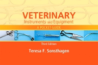 cover image - Veterinary Instruments and Equipment,3rd Edition
