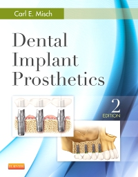 cover image - Dental Implant Prosthetics - Elsevier eBook on VitalSource,2nd Edition