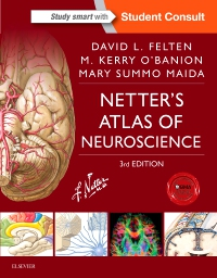 cover image - Netter's Atlas of Neuroscience,3rd Edition