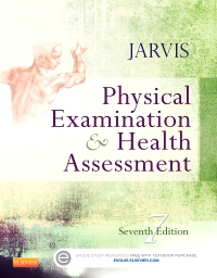 cover image - Physical Examination and Health Assessment - Elsevier eBook on VitalSource,7th Edition