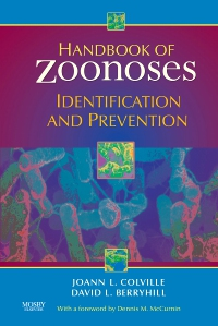 cover image - Handbook of Zoonoses - Elsevier eBook on VitalSource