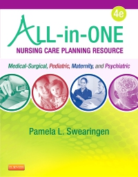 cover image - All-In-One Care Planning Resource - Elsevier eBook on VitalSource,4th Edition