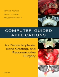 cover image - Computer-Guided Applications for Dental Implants, Bone Grafting, and Reconstructive Surgery (adapted translation)
