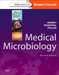 cover image - Medical Microbiology Elsevier eBook on VitalSource,7th Edition