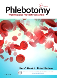 cover image - Phlebotomy,4th Edition