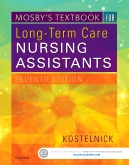 cover image - Evolve Resources for Mosby's Textbook for Long-Term Care Nursing Assistants,7th Edition